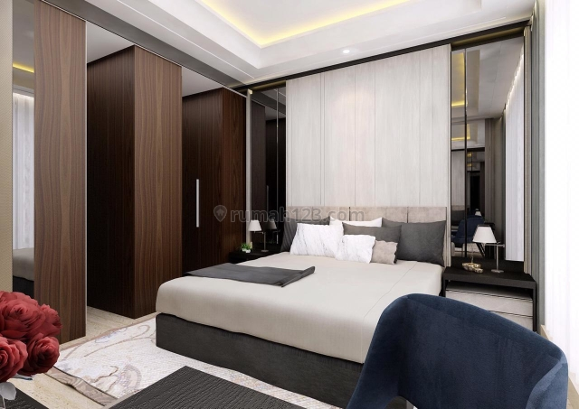 The Best Brand New Unit 3BR and Favorite Layout in One of the Best Apartment in Jakarta that is South Hills  That Shall Make You Feel Homey in the Heart of Jakarta, Kuningan,  All Private Lift, Kuningan, Jakarta Selatan