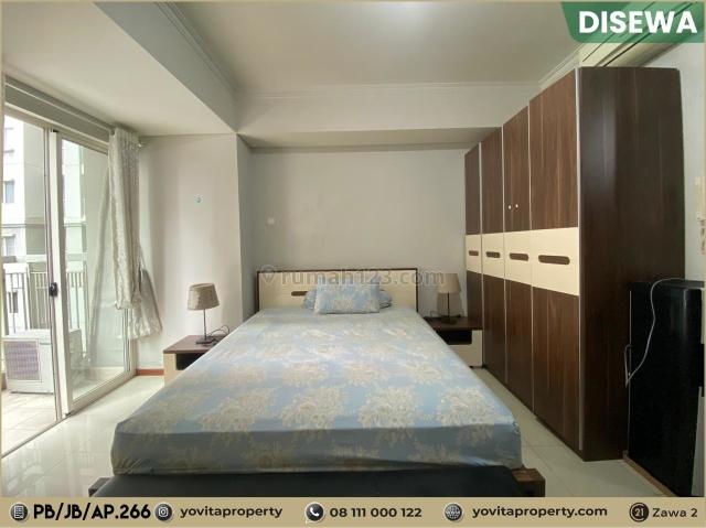 Favorit Unit Royal Medit Studio 26,8m2 Tanjung Duren Jakarta Barat, Tanjung Duren, Jakarta Barat