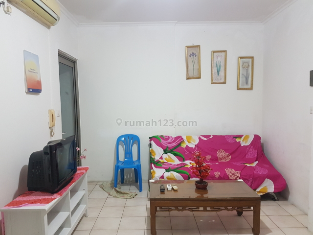 Apartemen Mediterania 1 Podomoro City Tower B 2 Bedroom Lantai Tinggi Furnish Murah, Tanjung Duren, Jakarta Barat