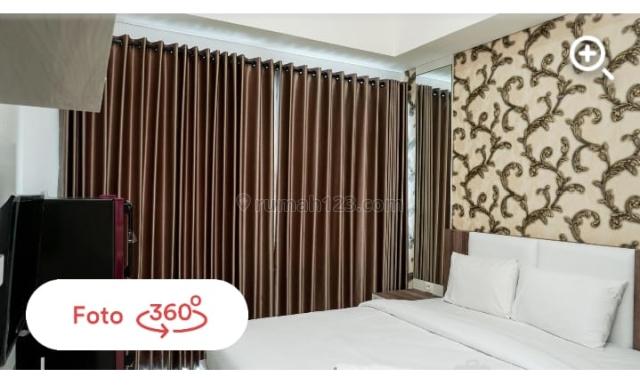 Apartemen Puri Mansion Studio Full Furnished, Kembangan, Jakarta Barat, Kembangan, Jakarta Barat