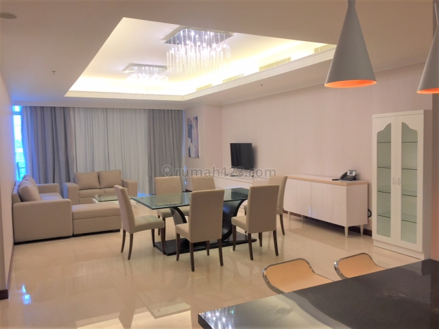 Kempinski Residence Jakarta 225 sqm, Best Location in the Heart of Jakarta, Thamrin, Jakarta Pusat