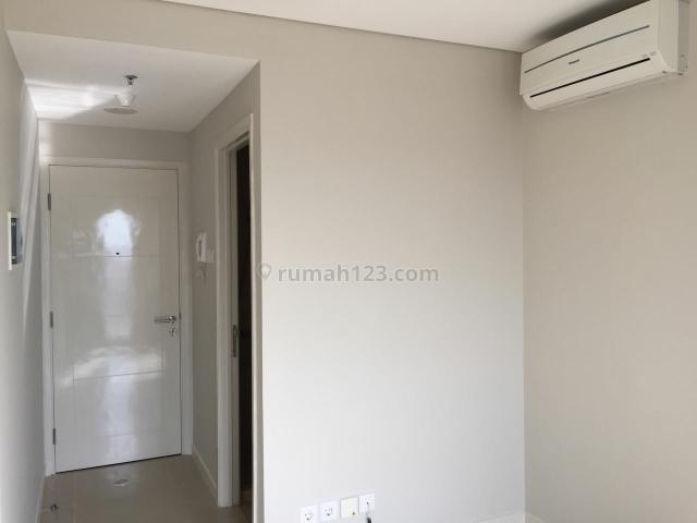 Apartemen Madison Park Type Studio Unfurnished, S Parman, Jakarta Barat