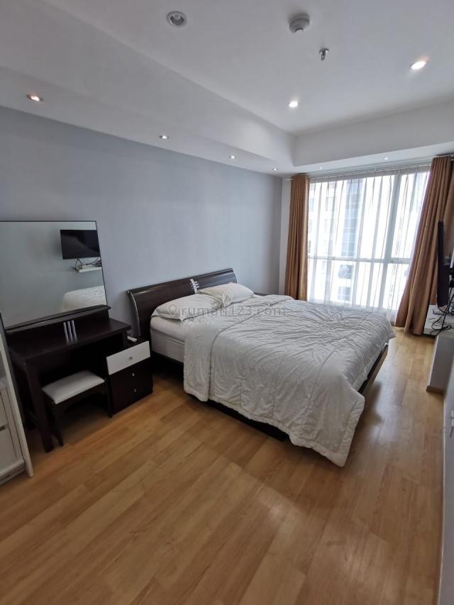 apartemen casa grande 2BR luas 72, Tebet, Jakarta Selatan
