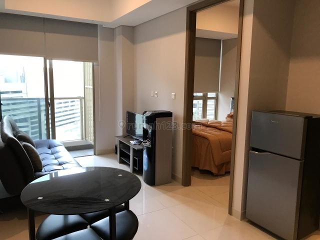 Taman anggrek residences Type suite 1 bedroom full furnish siap pakai jakarta barat, Taman Anggrek, Jakarta Barat