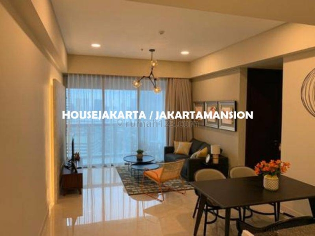 Anandamaya BRAND NEW Apartment For Lease at CBD Sudirman, Tanah Abang, Jakarta Pusat