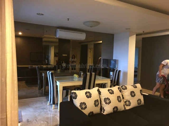 Apartemen Kintamani, Jakarta Selatan, Prapanca, Jakarta Selatan
