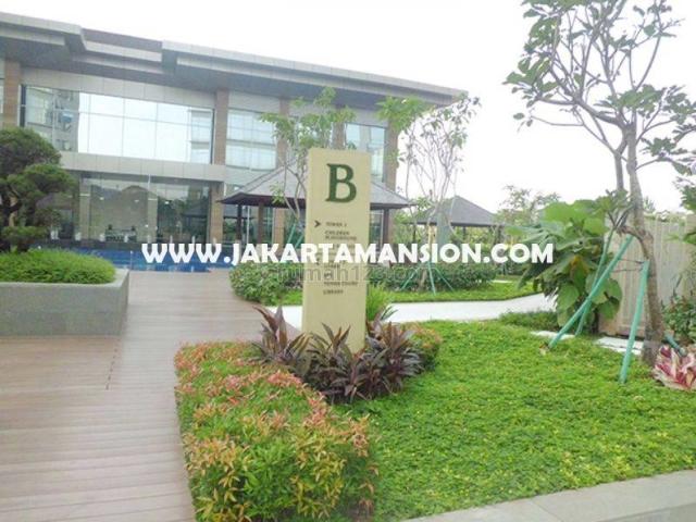 Botanica Apartment for lease at Kebayoran, Simprug, Jakarta Selatan