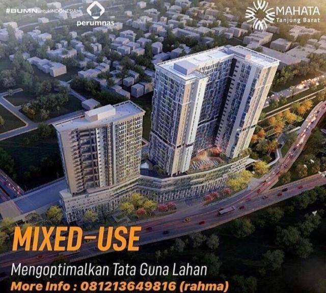 Miliki Hunian Di Apartement Mahata Tanjung Barat Hanya Dengan Dp 0 Persen, Lenteng Agung, Jakarta Selatan