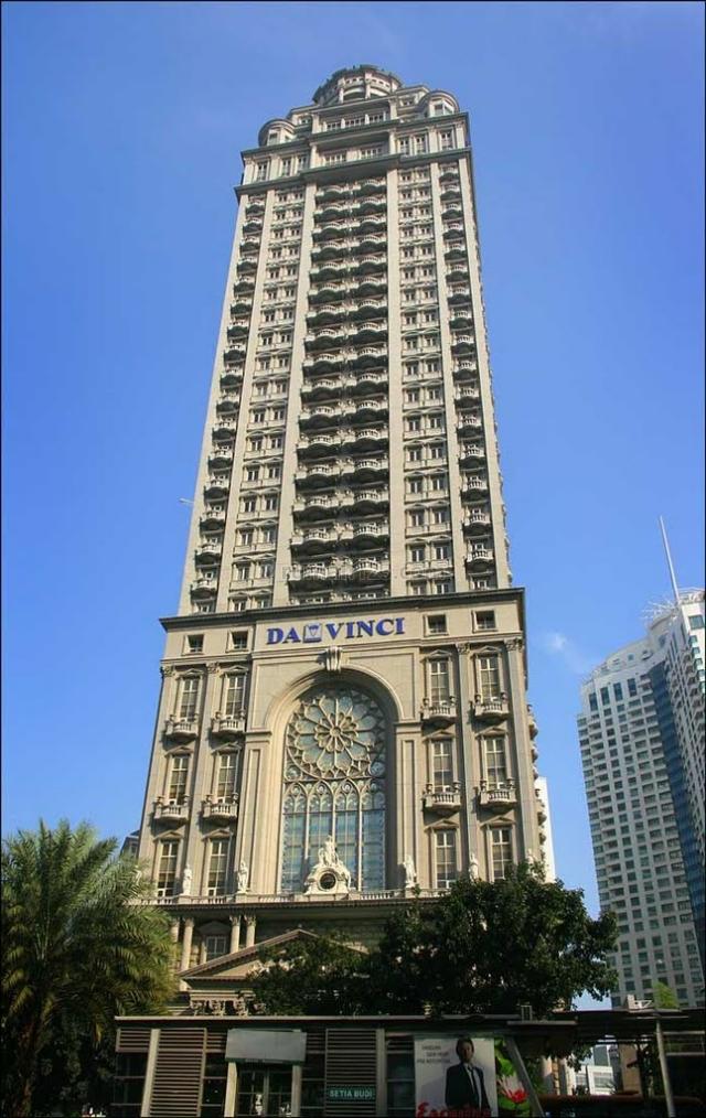 Apartemen Da Vinci 4BR (Sudirman, South Jakarta), Sudirman, Jakarta Selatan