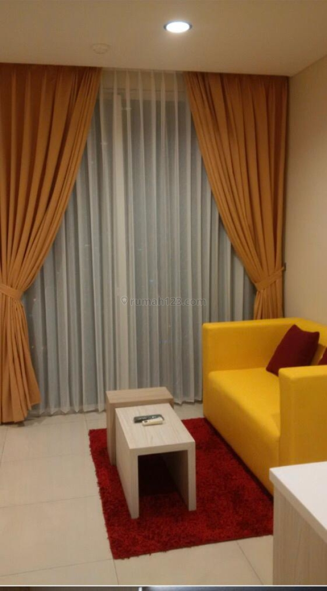 Central Park Residence 1 Bedroom Furnish Bagus Lantai Tinggi, Tanjung Duren, Jakarta Barat