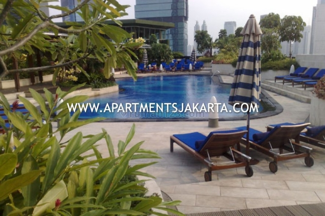 Apartment Kempinski Residence for lease at Grand Indonesia Thamrin, Thamrin, Jakarta Pusat