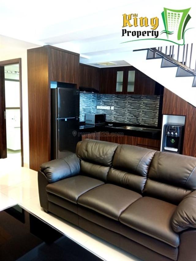 Hot Recommend Full Renov Bagus! Apartemen Neo Soho Type Avenue Siap Huni., Grogol, Jakarta Barat