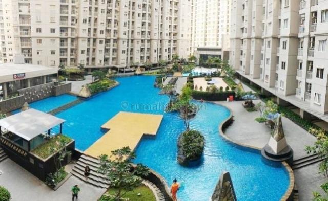 Apartemen Royal Mediterania 2BR Furnish View Swimming Pool Siap Huni, Tanjung Duren Selatan, Jakarta Barat