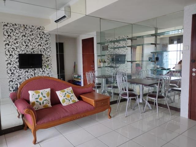 Apartemen Mediterania Garden 2 Tower E Lantai Tinggi Full Furnished, Tanjung Duren, Jakarta Barat