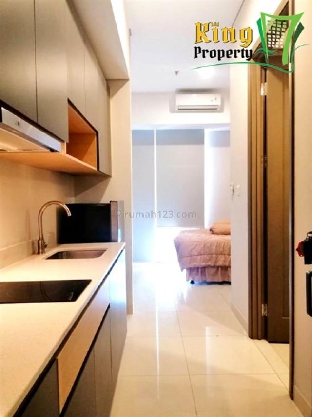 Studio Furnish Lengkap Nyaman Taman Anggrek Residences Tanjung Duren., Grogol, Jakarta Barat