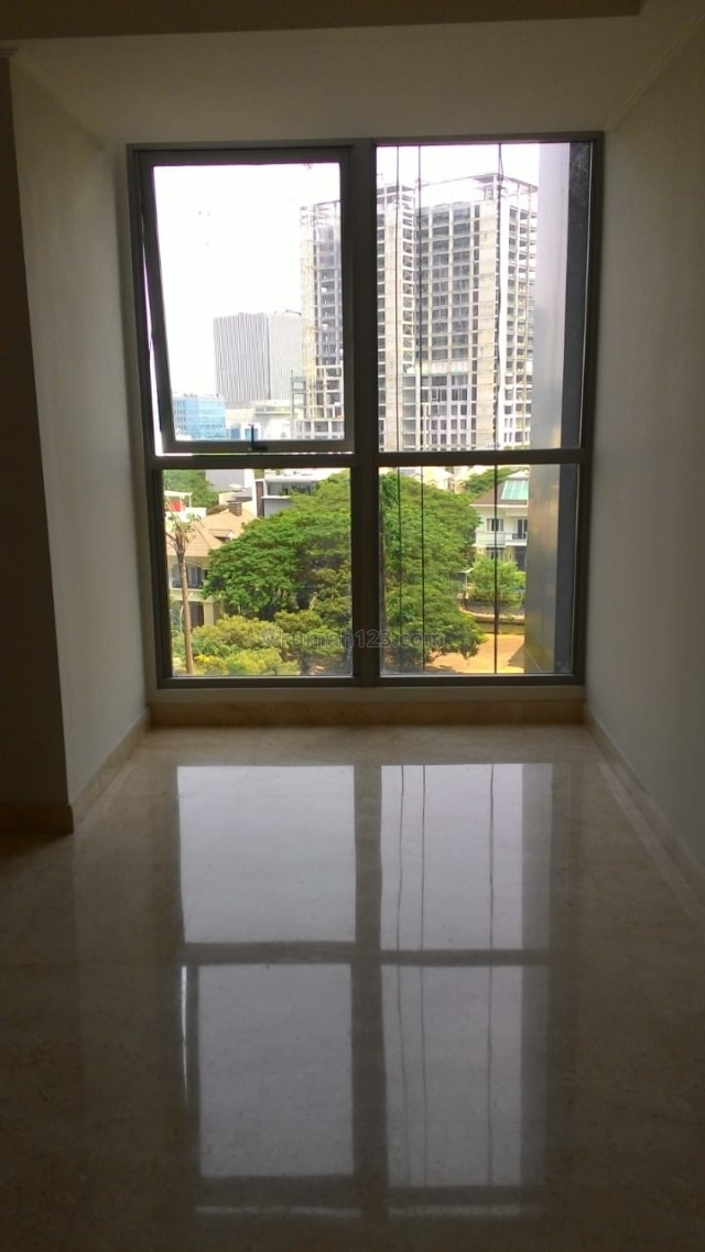 Apartemen Gold Coast Atlantic 1BR 51m2 Unfurnish Hrg 1,35M, Penjaringan, Jakarta Utara