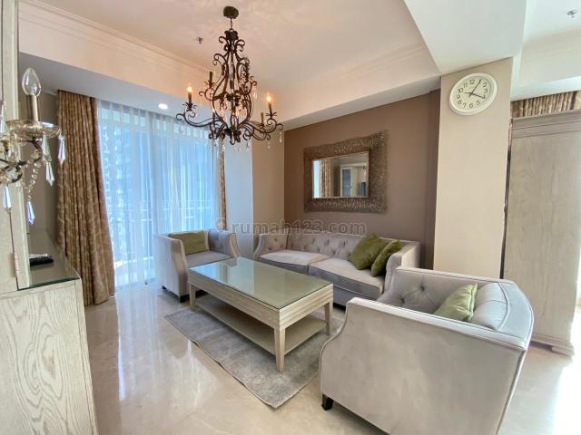Apartment Casa Grande Residence phase II Tower Chianti Private Lift Fully Furnished, Cassablanca, Jakarta Selatan