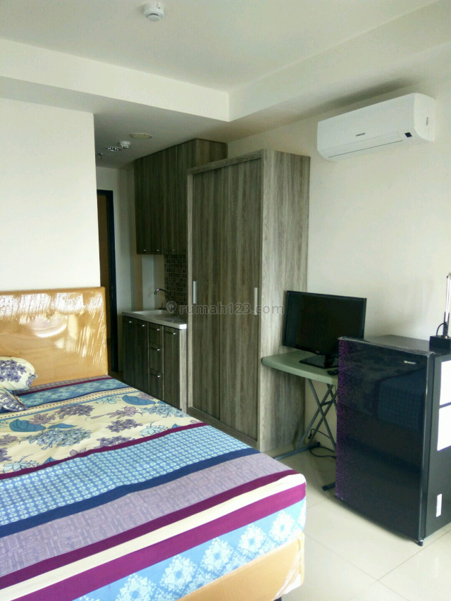 Apartemen Belmont Residence Kebon Jeruk, Twr Athena Studio, FullyFurnished – Jakarta Barat, Kebon Jeruk, Jakarta Barat