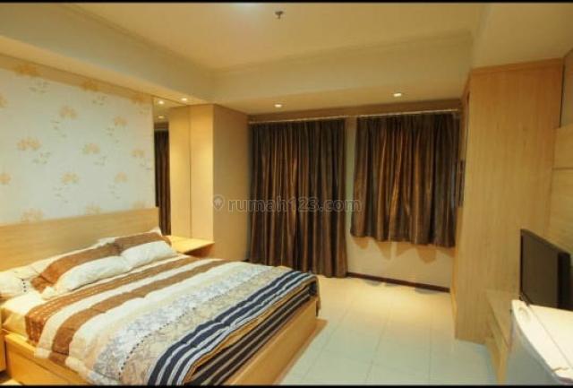 Apartemen Royal mediterania Studio Furnished, Tanjung Duren, Jakarta Barat