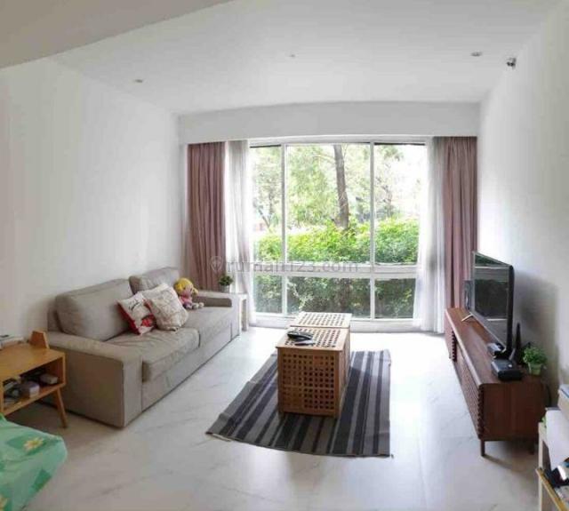 Apartement Taman Anggrek 2BR lantai taman, 91m2. HUB :JENNY 0818719090, Taman Anggrek, Jakarta Barat