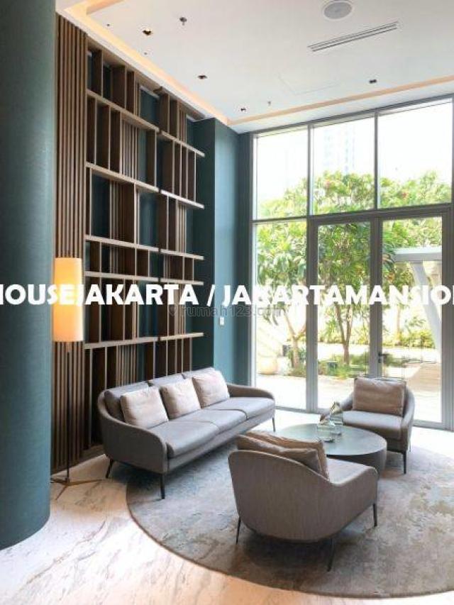 For Lease Verde Two Terraverde Tower 2 BR Size 170 Sqm Furnished, Kuningan, Jakarta Selatan
