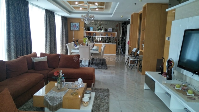 Apartement di Regatta Pantai Mutiara, Pantai Mutiara, Jakarta Utara