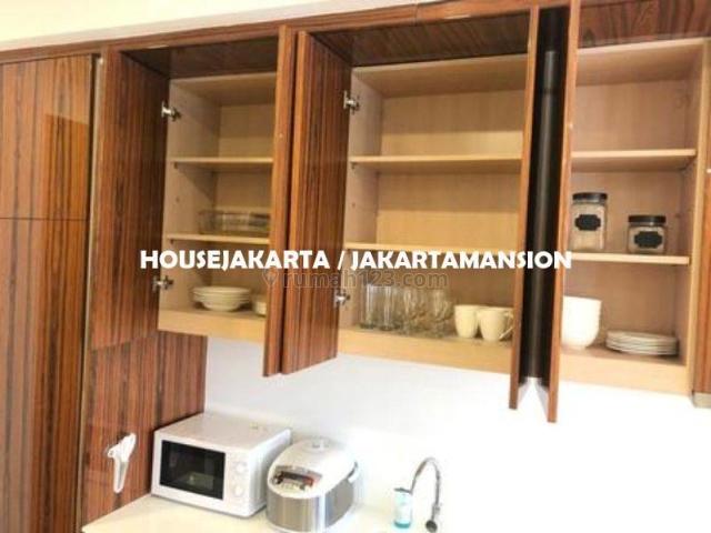 For Lease South Hills 2 BR Size 92 Sqm Fully Furnished, Kuningan, Jakarta Selatan