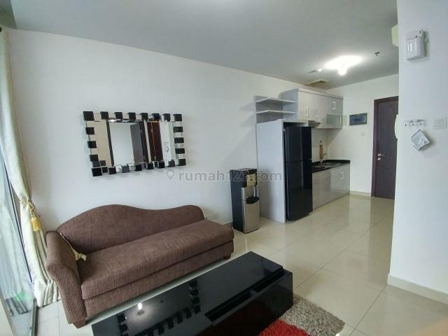 Apartemen Central Park Residences Tipe 1 Bedroom Furnished, Central Park, Jakarta Barat