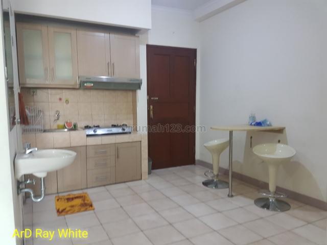 1 Bedroom Apartemen Mediterania 1 Tanjung Duren Lantai Rendah Full Furnish, Tanjung Duren, Jakarta Barat