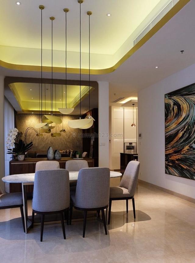 Apartemen Anandamaya Residence by Astra Property, 3 Bedroom, Strategis dan Mewah - $5,000/bln, Sudirman, Jakarta Selatan