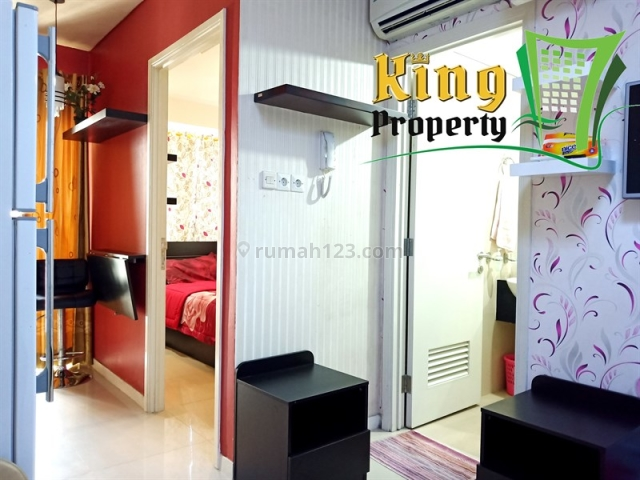1BR Madison Park Podomoro City Full Furnish Bagus Nyaman Central Park., Tanjung Duren Selatan, Jakarta Barat
