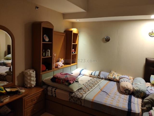 Apartemen Taman Anggrek Condo Tower 7 Full Furnished 3BR, Taman Anggrek, Jakarta Barat