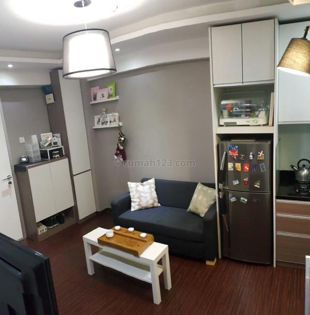 """2 kamar tidur jadi 1 kamar fullfurnish apartemen greenbay pluit bagus,harga termasuk biaya"""" ..., Pluit, Jakarta Utara"""
