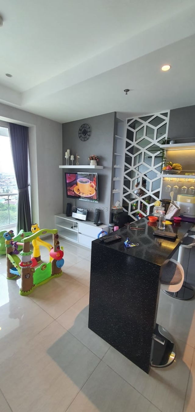Apartemen Citra Lake Suites Tower B Jakarta Barat – 2 BR Fully Furnished, Kalideres, Jakarta Barat
