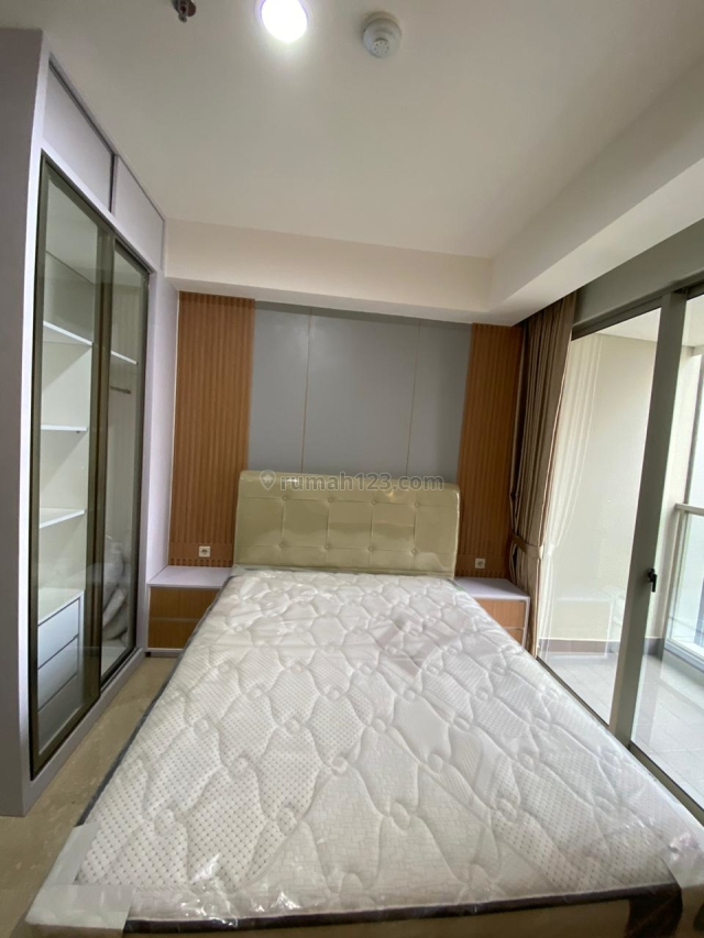 SUPER DEAL !!! Apartemen Goldcoast PIK Studio Fully Furnished, Pantai Indah Kapuk, Jakarta Utara