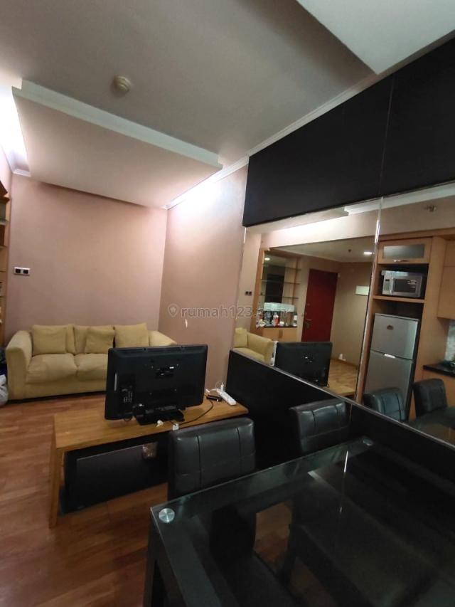 Apartemen Sudirman Park 2 BR, KH Mas Mansyur, Jakarta Pusat