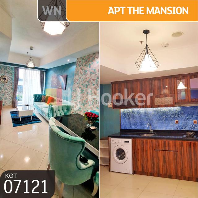 Apartemen The Mansion Tower Aurora Lt.5 Kemayoran, Jakarta Pusat, Kemayoran, Jakarta Pusat