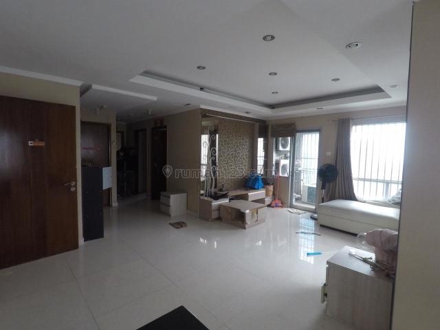 Apartemen Sudirman Park 3BR Full Furnished Lantai Tinggi, Karet Tengsin, Jakarta Pusat