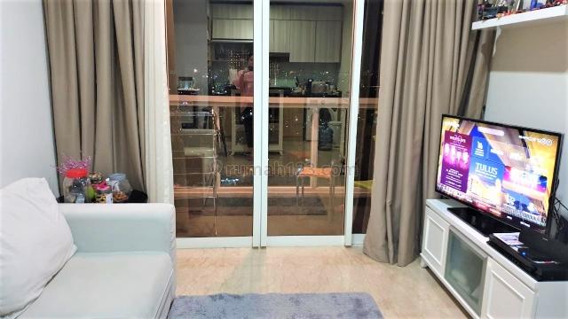 Apartemen dg Desain Mewah di Menteng Park Tipe 2BR ,Furnished A1790, Cikini, Jakarta Pusat