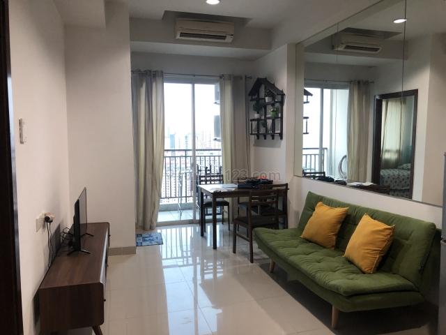 2 kamar furnish Apt Springhill Terrace, Kemayoran, Jakarta Pusat