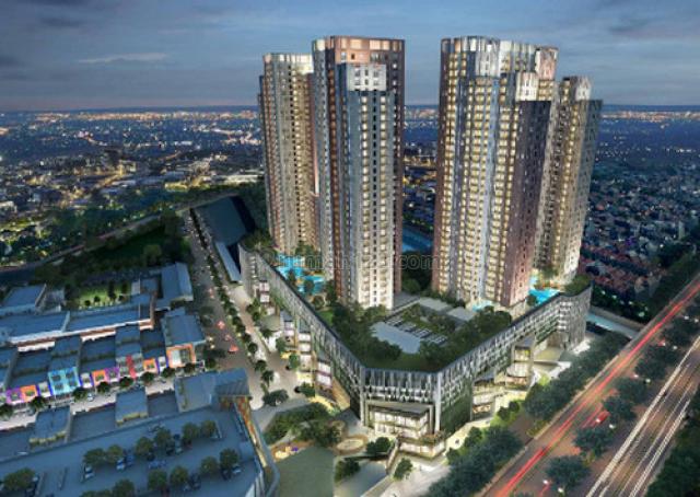 Apartemen East Coast Mansion Amor connect Mall Pakuwon City Surabaya Timur, Pakuwon City, Surabaya
