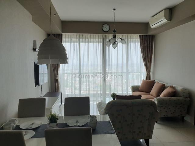 Apartemen Full Furnished St. Moritz Tower Royal, Kembangan, Jakarta Barat