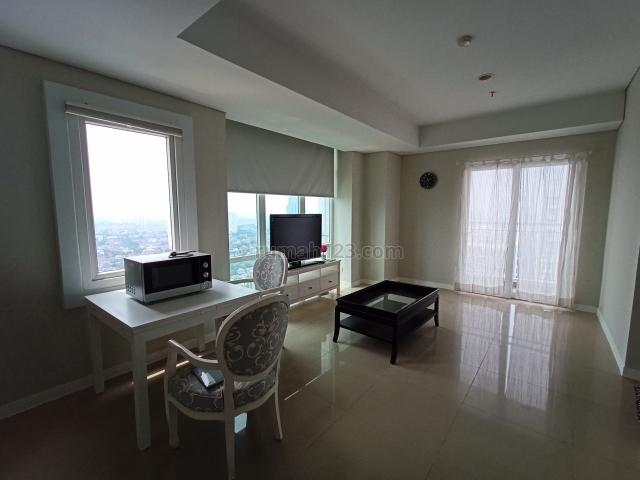 Apartemen Metropark Residence Jakarta Barat - 3BR+1 Fully Furnished, Kedoya Selatan, Jakarta Barat