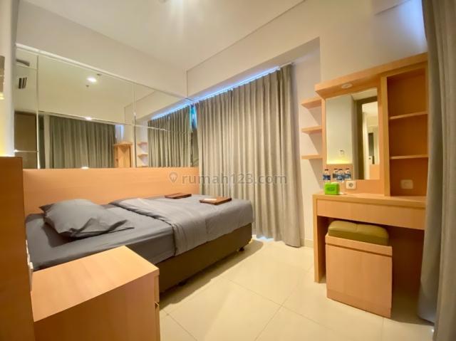 Apartemen Taman Anggrek Residences 2Bedroom Desain Furnished Seperti Hotel, Taman Anggrek, Jakarta Barat