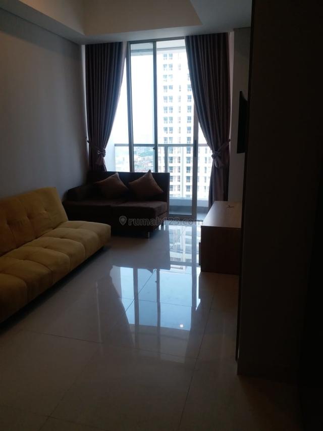 Apartemen Taman Anggrek Residence 1BR Full Furnished, Taman Anggrek, Jakarta Barat