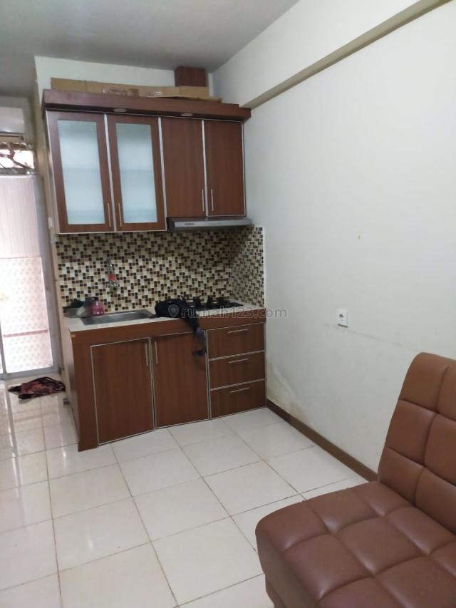Apartemen 2 BR di Green Palm, Luas 35 m2, Furnished, View Kolam Renang, Harga : 30 jt perth, Duri Kosambi, Jakarta Barat, Duri Kosambi, Jakarta Barat
