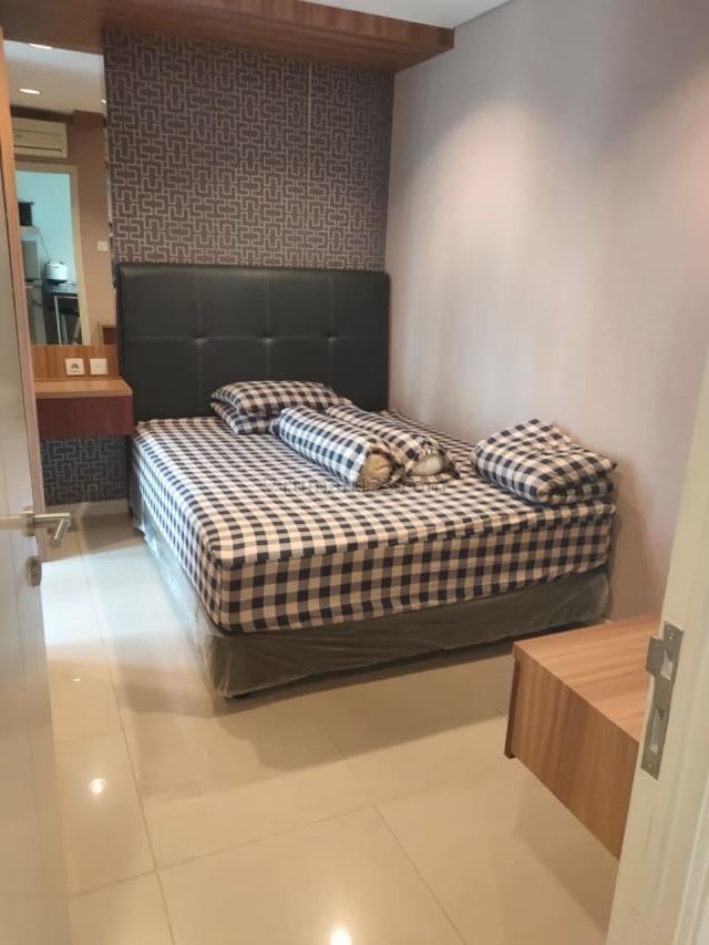 Apartemen Madison Park Type Studio Full Furnished View City Lantai Sedang, Central Park, Jakarta Barat