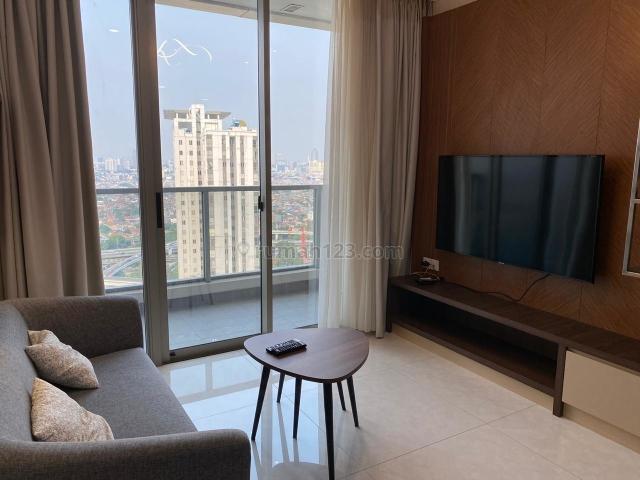 2 Bedroom Full Furnished and Interior, Grogol, Jakarta Barat