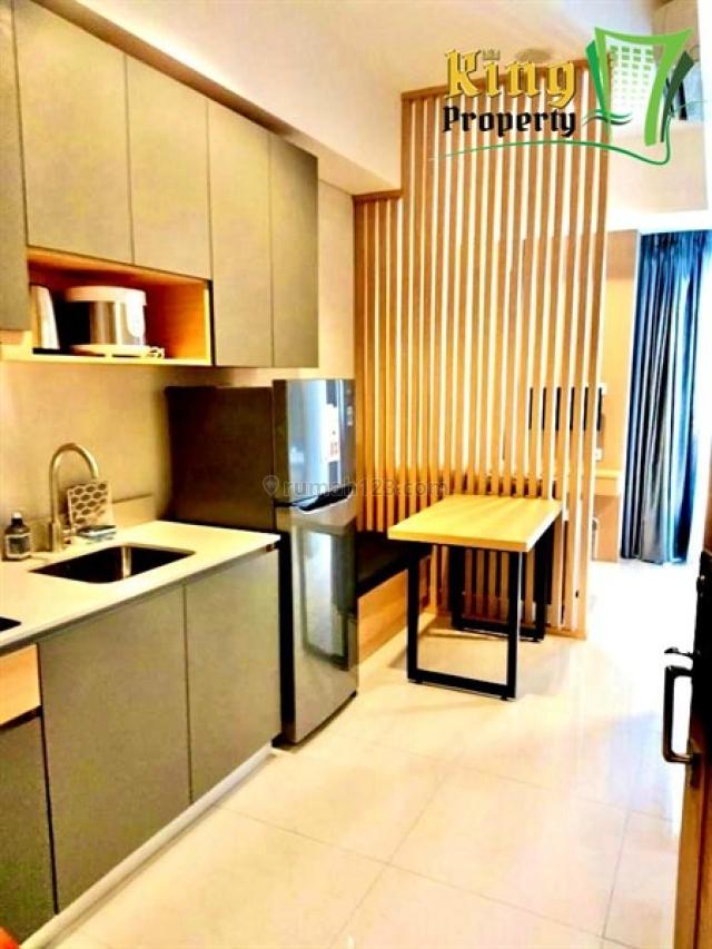 Suite 2 Bedroom Taman Anggrek Residences Furnish Minimalis Bagus Nyaman, Tanjung Duren Selatan, Jakarta Barat