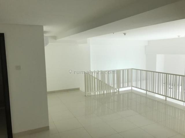 Apartemen Neo SOHO Central Park Type Avenue Unfurnished Multifungsi, Central Park, Jakarta Barat